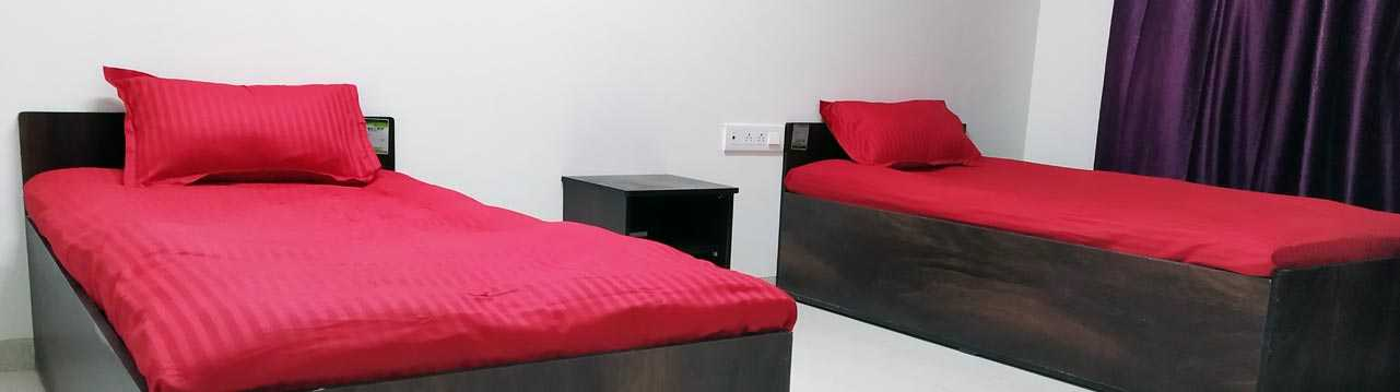 3 BHK for Boys in Andheri West Mumbai Rs.16000 - Say No to PG Accommodation