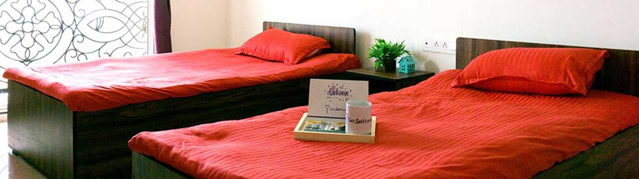 2.5 BHK for Boys in Andheri West Mumbai Rs.15000 - Say No to PG Accommodation