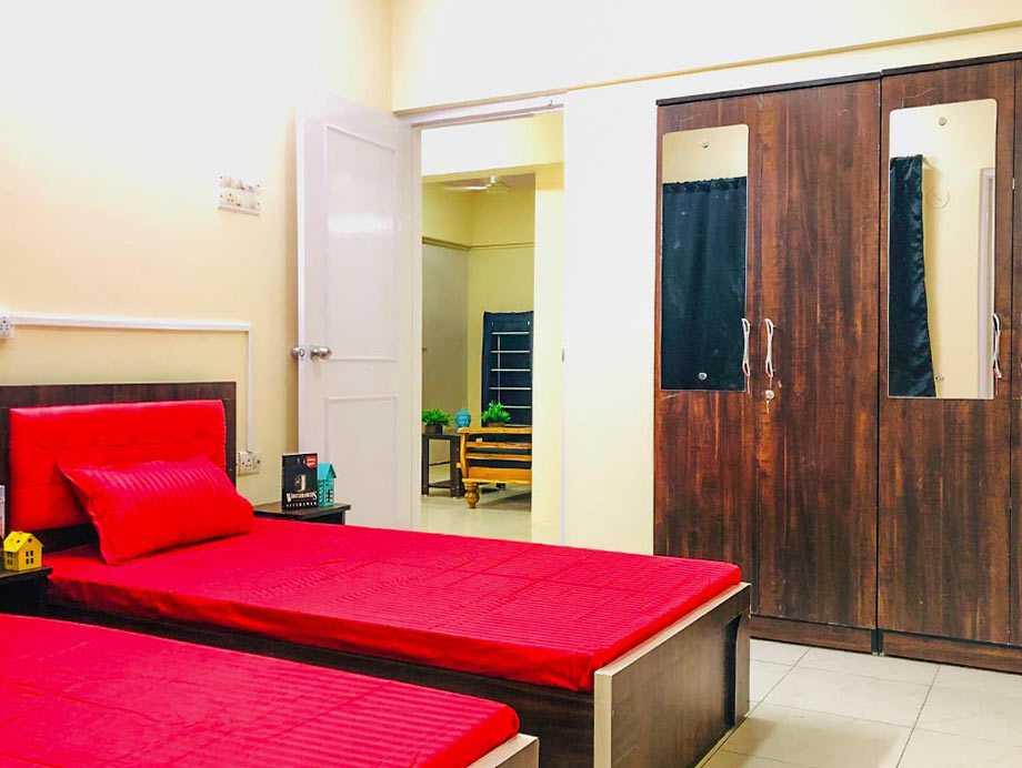 Shared rooms in Powai, Mumbai - Say No to PG Accommodation