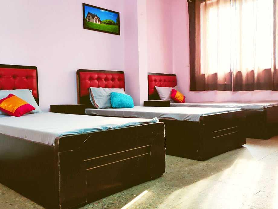 Shared rooms in Yerwada, Pune - Say No to PG Accommodation