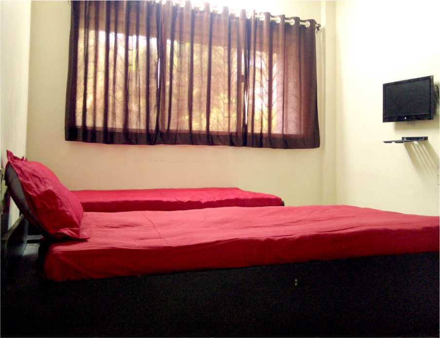 GetSetHome co-living house on rent in Dhole Patil Road, Pune - say no to PG apartment