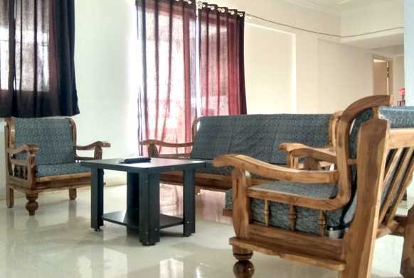 GetSetHome co-living house on rent in Wakad, Pune - say no to PG apartment