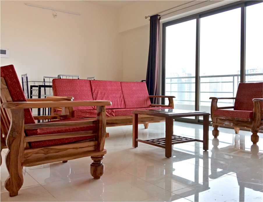 GetSetHome co-living house on rent in Hinjewadi, Pune - say no to PG apartment