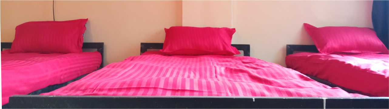 3 RK for Girls in Koregaon Park Pune Rs.7000 - Say No to PG Accommodation