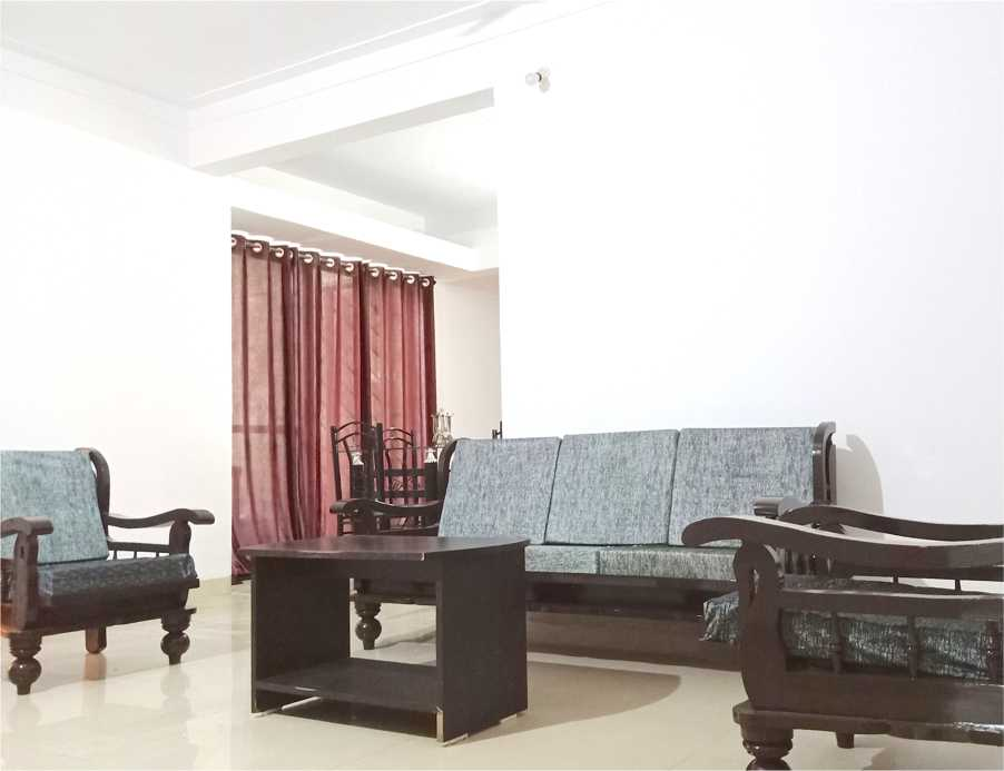GetSetHome co-living house on rent in Kharadi, Pune - say no to PG apartment