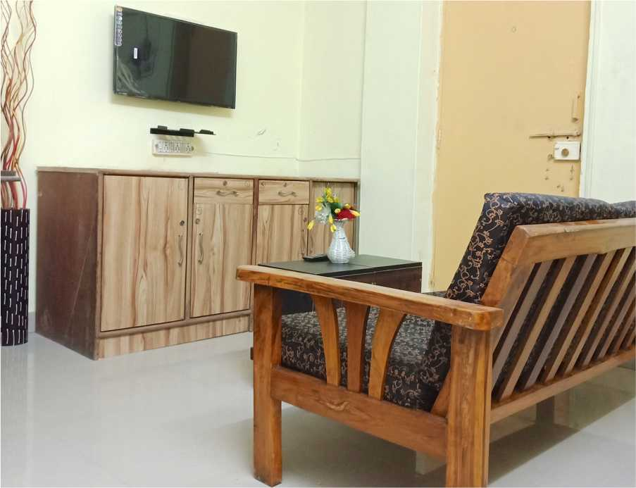 GetSetHome co-living house on rent in Vimannagar, Pune - say no to PG apartment