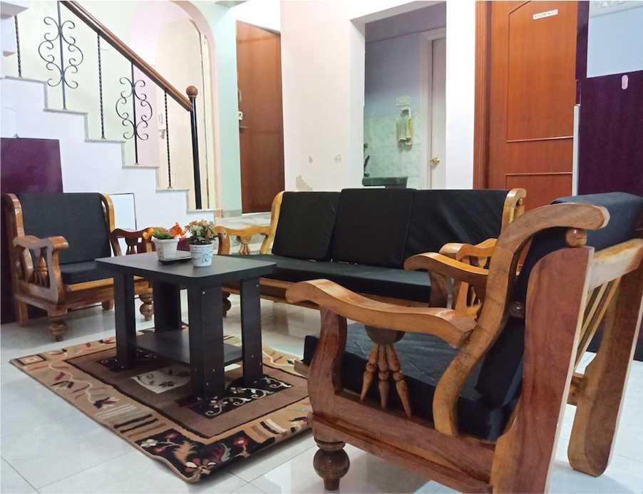 GetSetHome co-living house on rent in Baner, Pune - say no to PG apartment