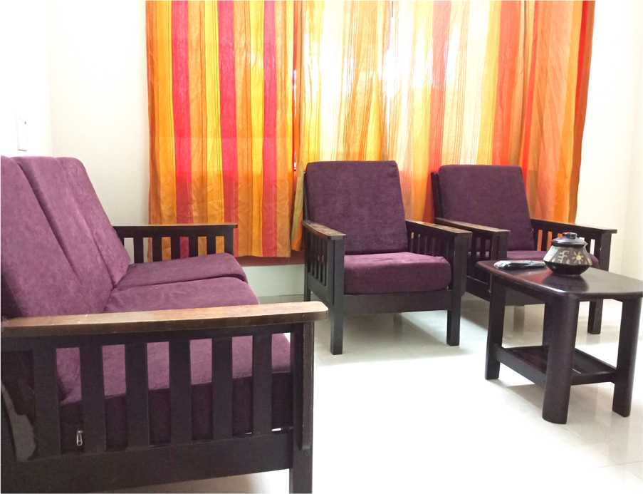 Fully furnished flats on rent in Koregaon Park, Pg 4bhk House For Rent In Pune