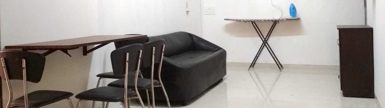 3 BHK for Girls in Andheri West Mumbai Rs.13500 - Say No to PG Accommodation